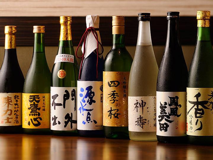 栃木の 旬 な日本酒